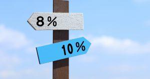 消費税率の話