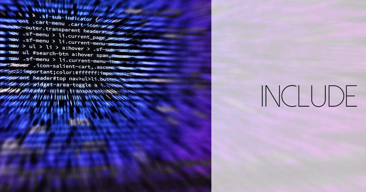 htmlの共通部分をパーツに分けてPHPで読み込んだ話