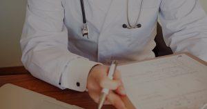 たくさん採血されたin健康診断